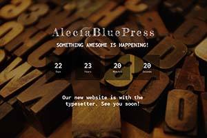 Alecia Blue Press