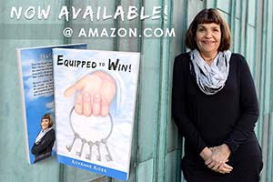 Equipped to Win by Roxanne Rider